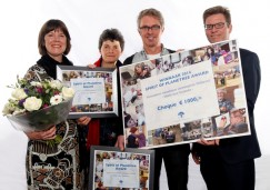 verpleeghuis Willibrord wint Planetree Award 2014