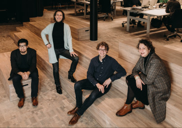 Atelier PRO appoints three new partners