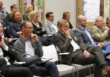 Borrel en inspiratie in Deventer stadhuis 13 oktober