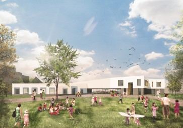 Atelier PRO assigned to design two elementary schools in Utrecht