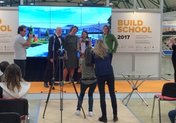 Brons Letovo op Build School Moskou september 2017