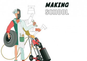 'Making School' op Dutch Design Week 2016
