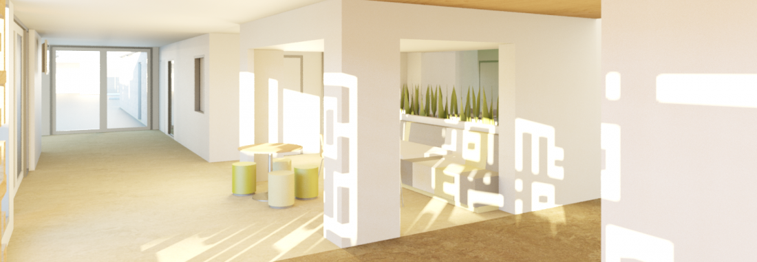 Interieur Islamitische basisschool Okba ibnoe Nafi, Breda | atelier PRO