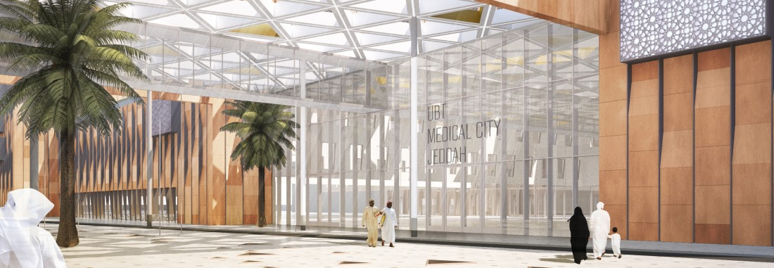 Medical City in the Middle East