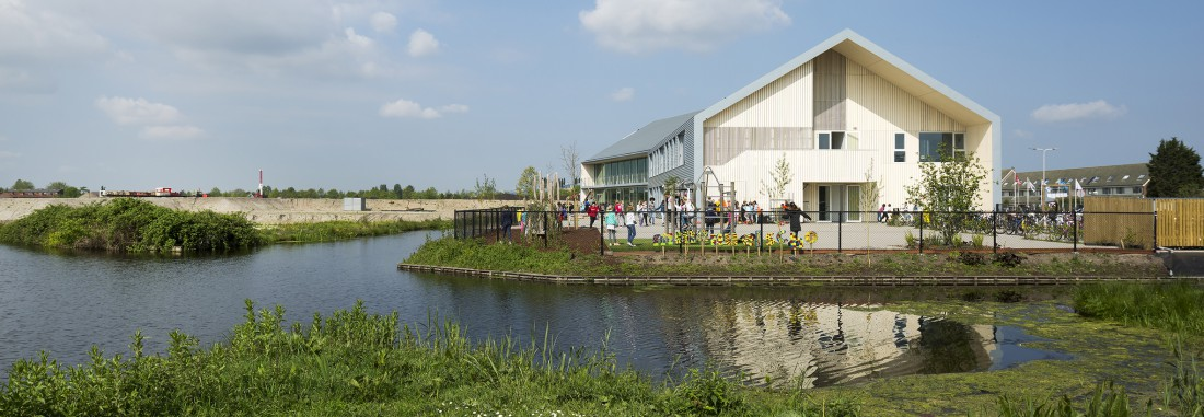 Waterrijk Multifunctional Community School, Boskoop