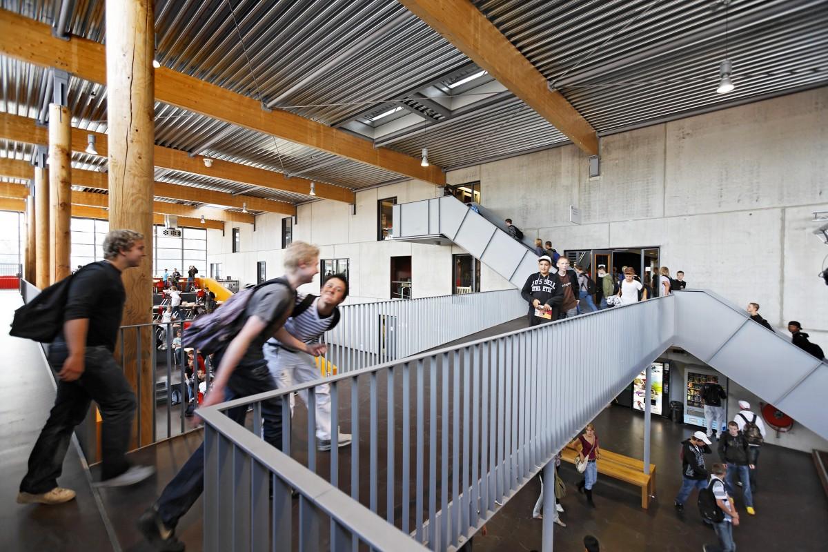 Trias Vmbo School Zaanstad Atelier Pro