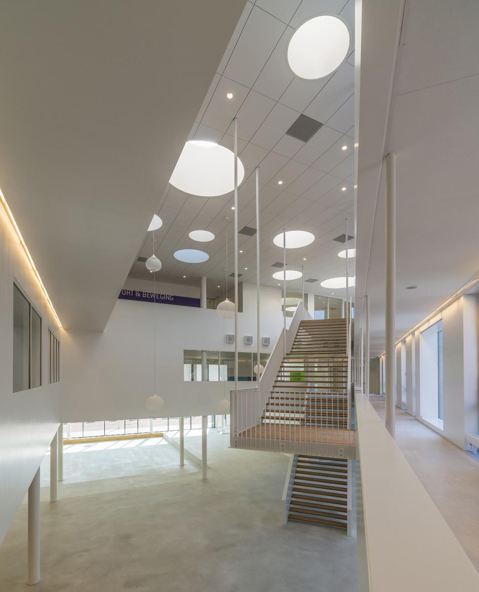 Gerrit rietveld college atelier pro for Hillen interieur