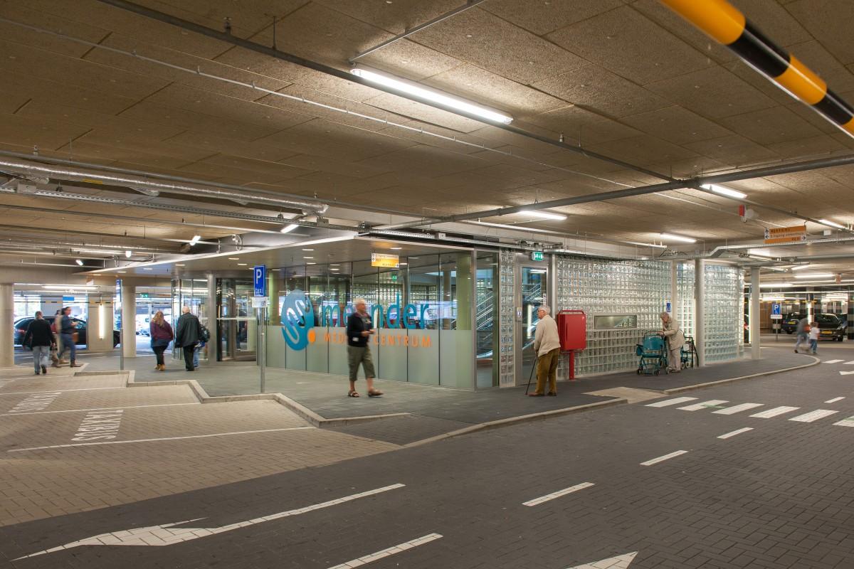 Openbare parkeergarage meander medisch centrum atelier pro for Auto interieur reinigen amsterdam