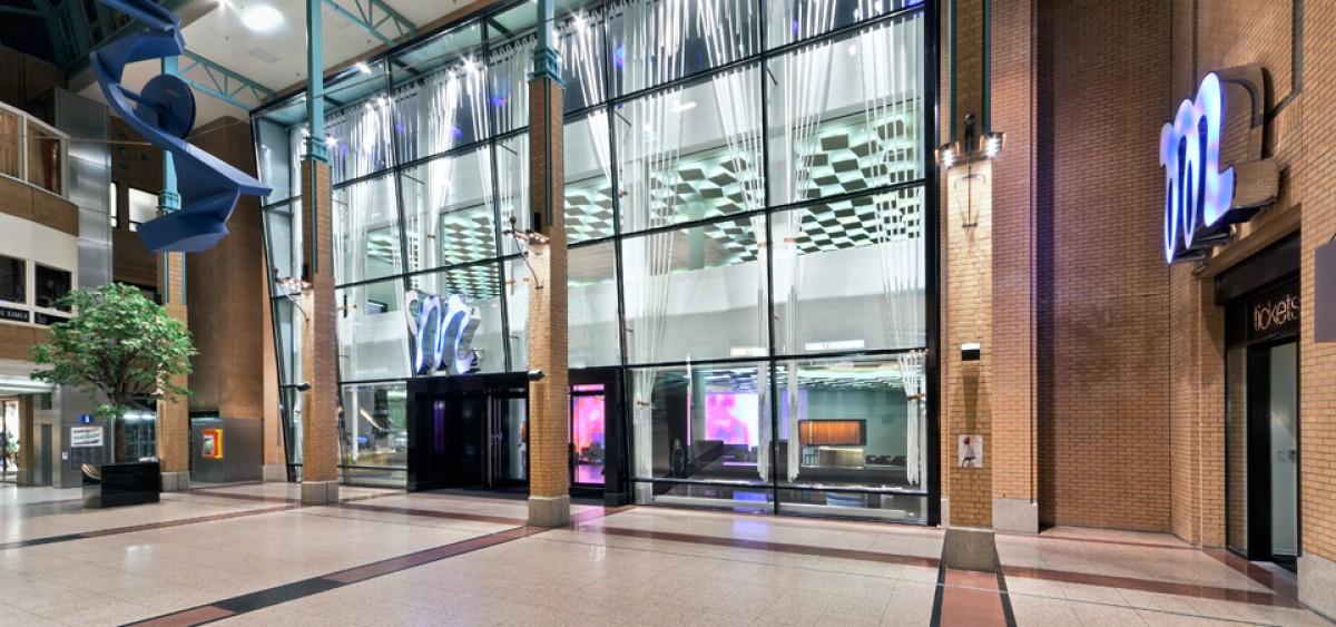 Muziekgebouw frits philips atelier pro for Interieur exterieur lubbe