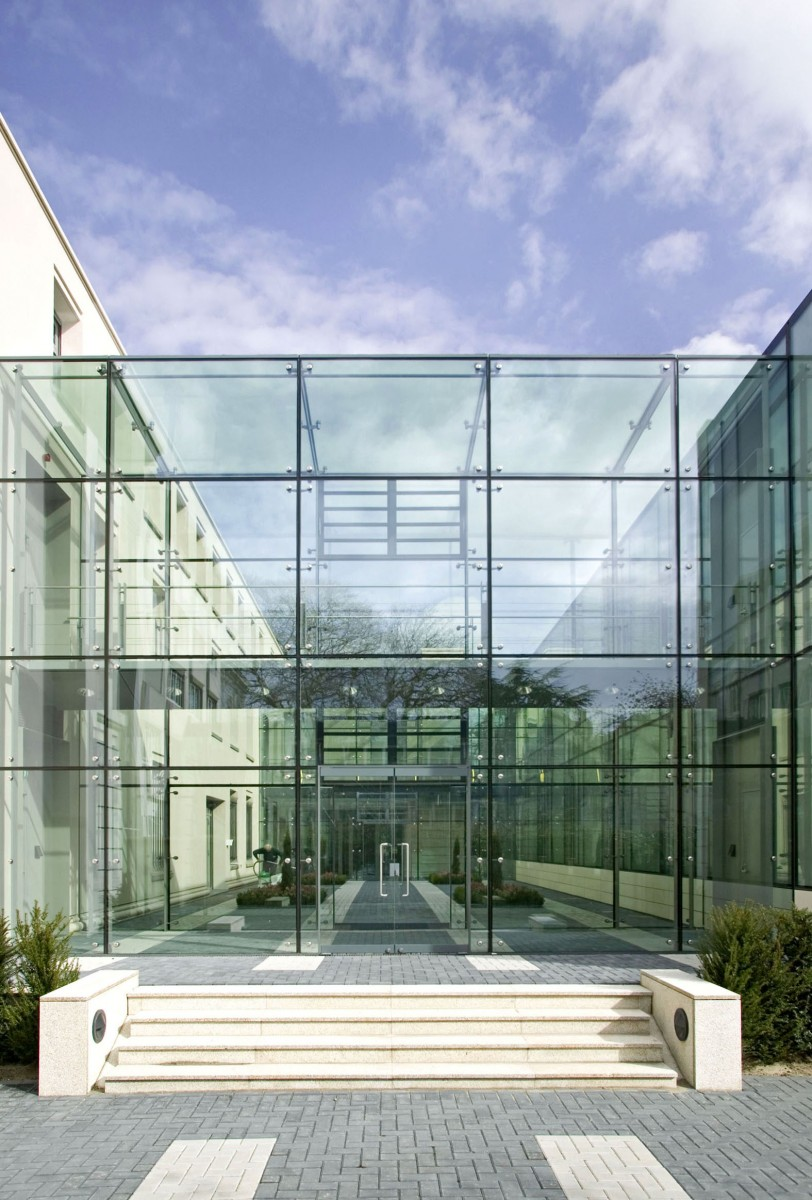 Expansion and renovation of the Canadian Embassy | atelier PRO