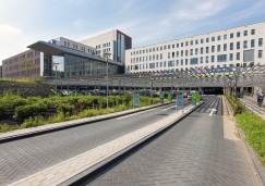 Public parking garage Meander Medical Centre