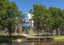 Landcape Meander Medical Centre, Amersfoort