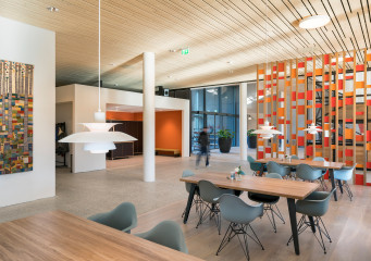 Scheldehof residential care centre interior, Vlissingen