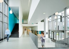 ROC Graafschap College school interior, Doetinchem