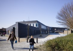 Multifunctional Community School De Statie, Sas van Gent