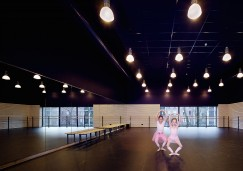 The Dance and Music Academy Factorium, Tilburg
